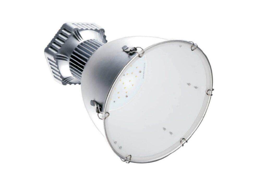 โคมไฮเบย์ LED (SPG) 150W (เดย์ไลท์) EVE