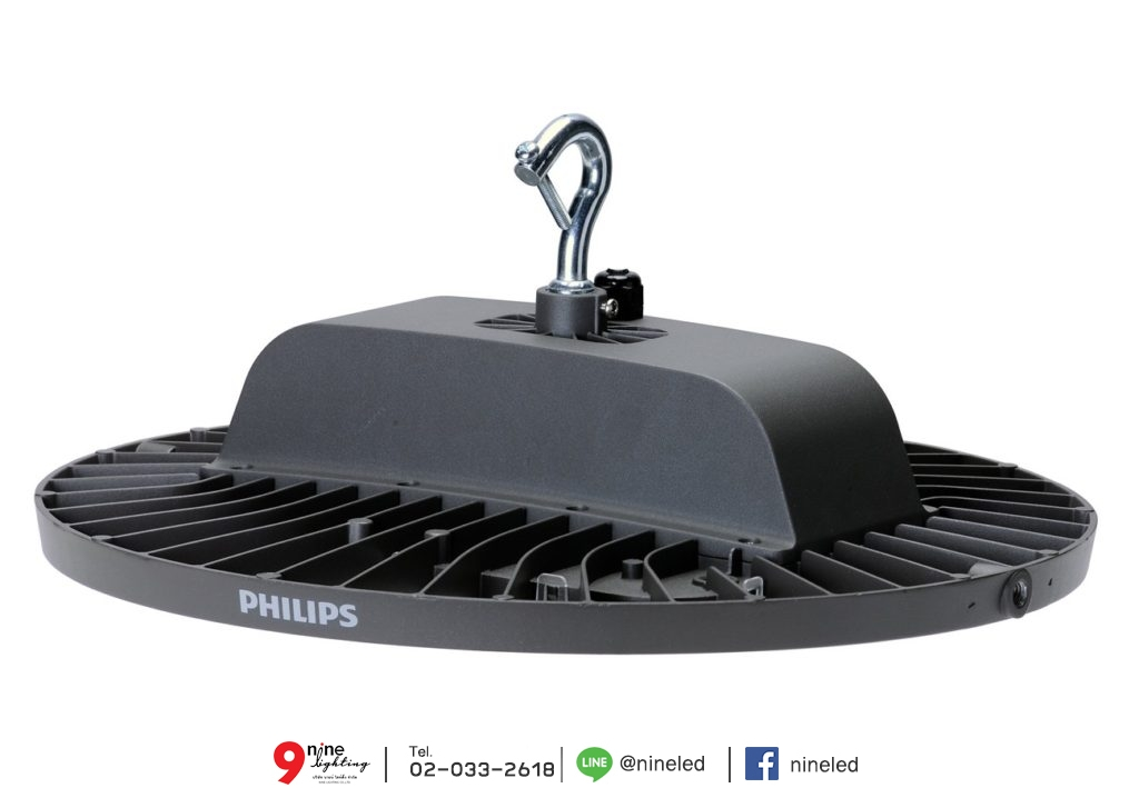 โคมไฮเบย์ LED Philips 200W (คูลไวท์)