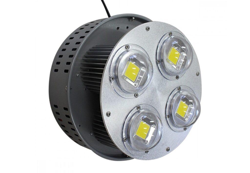 โคมไฮเบย์ LED GKD-043 200W (วอร์มไวท์) IWACHI