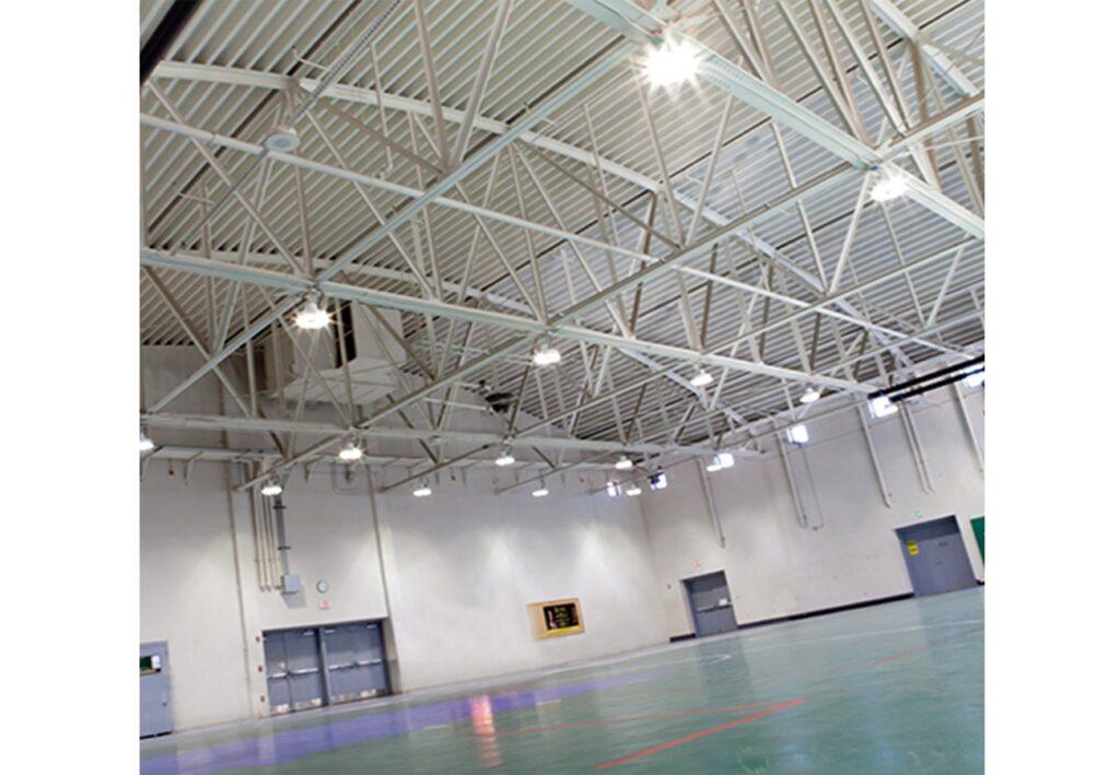 โคมไฮเบย์ LED 200W (วอร์มไวท์) FSL